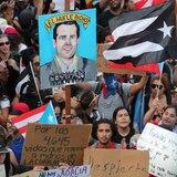 Inicia el séptimo día de manifestaciones por la renuncia de Rosselló