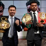 Oficializan la pelea entre Manny Pacquiao y Errol Spence Jr.