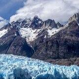 Graves derretimientos de glaciares en Los Andes