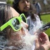 Demócratas piden legalizar la marihuana en el día del cannabis