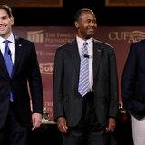 China prohíbe la entrada de Marco Rubio y Ted Cruz al país