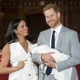 Revelan el certificado de nacimiento del bebé real Archie Harrison