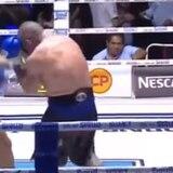Muere tras nocáut en pelea mundial