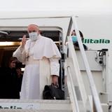 Papa Francisco visita a cristianos en Irak