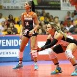 El voleibol consideraría jugar en una sola cancha