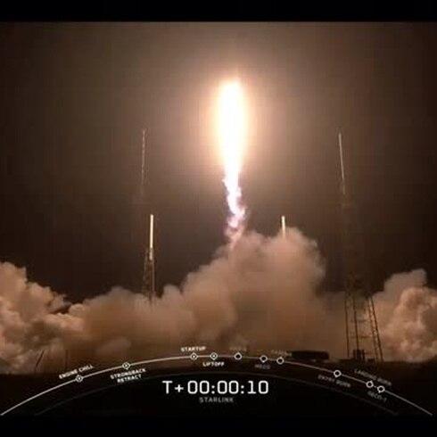 Los astrónomos están preocupados por culpa de SpaceX