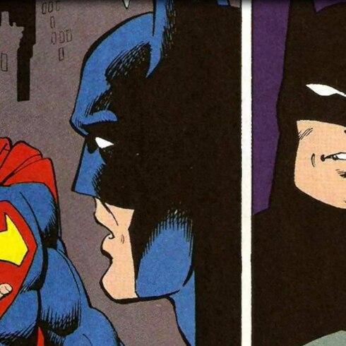 Expuesta la extraña relación de Batman y Superman