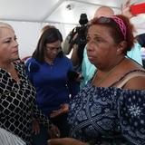 """Inundado el """"tent city"""" de Ponce por lluvias de la madrugada"""