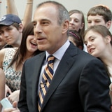 "Despiden a Matt Lauer del ""Today Show"" por acoso sexual"
