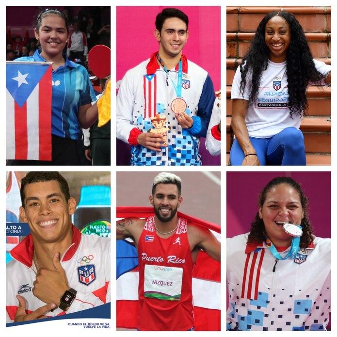 Algunos de los candidatos a abanderados son Adriana Díaz, Brian Afanador, Jasmine Camacho-Quinn, Rafael Quintero, Wesley Vázquez y Melissa Mojica.