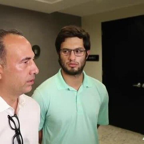 Hijo de Héctor Ferrer agradece las oraciones que el pueblo realizó por su padre