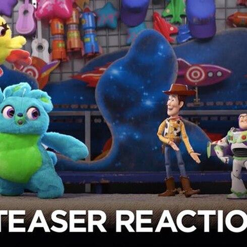 "Otra probadita de ""Toy Story 4"""