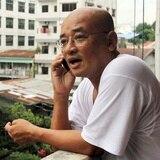 Arrestan en Myanmar al comediante más conocido del país