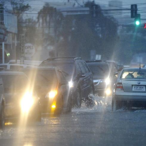 La hora del tiempo: nos espera una semana lluviosa