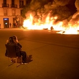 Por quinta noche consecutiva continúan los disturbios en protestas por rapero español