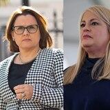 Denise Longo dice que hay dos pesquisas contra la gobernadora