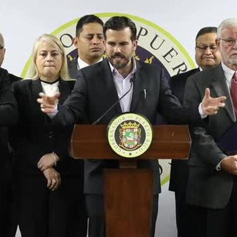 Alianza entre el gobernador y alcaldes para combatir el crimen