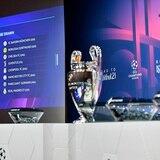 El Barcelona y el Paris Saint-Germain se medirán en los octavos de final de la Liga de Campeones