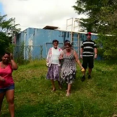 Viven sin agua residentes de Villalba