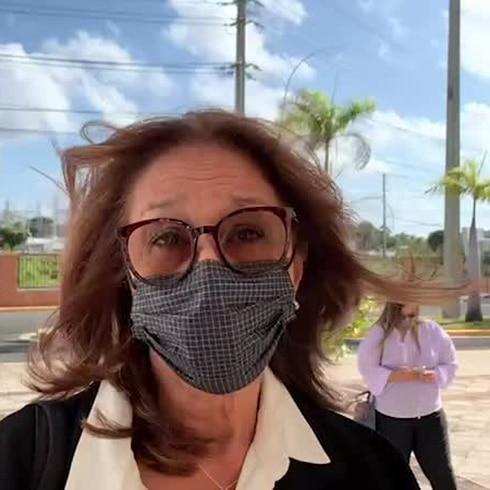 """Nitza Ríos, madre de Arellys: """"nos ha tocado vivir un tiempo muy duro"""""""