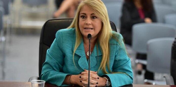 La denuncia criminal contra Wanda Vázquez será presentada por los fiscales especiales independientes Ramón Mendoza, Iris Meléndez y Guillermo Garau. (archivo)