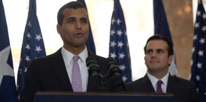 Rosselló convocó a la prensa para hoy a las 11:30 a.m. al Centro de Recepciones del Gobierno para rfevelar las nuevas designaciones. (Archivo)