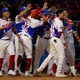Jonathan Morales volvió a vestirse de héroe para asegurar el pase de Puerto Rico a semifinales de la Serie del Caribe