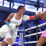 Siguen cambiando los planes de la boxeadora Amanda Serrano