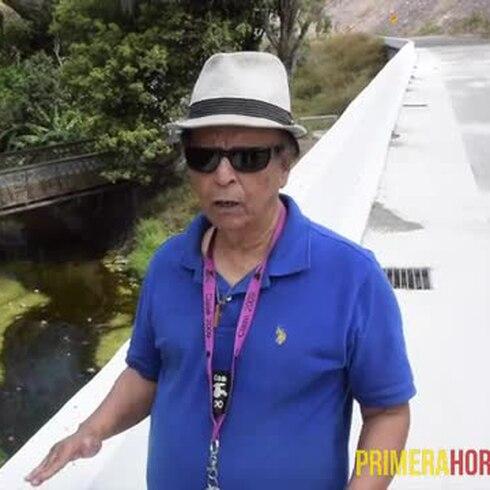 Puente de Hierro está escocotao
