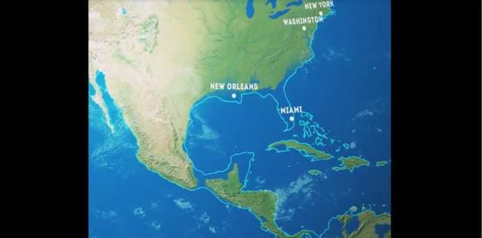 Así Será El Mapa Del Mundo Si Se Derritan Los Glaciares Primera Hora