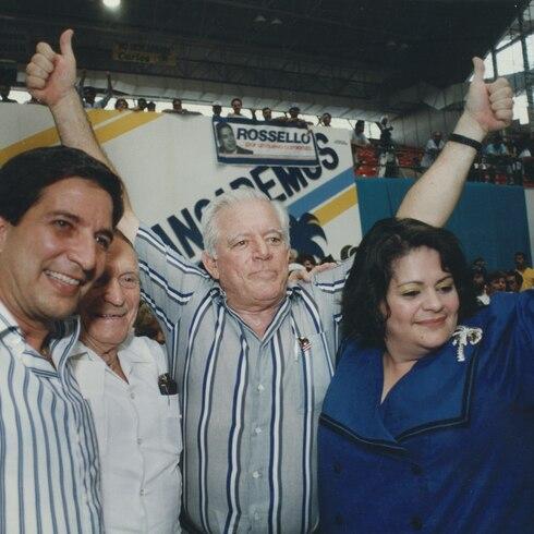 Carlos Romero Barceló: una vida dedicada a la política