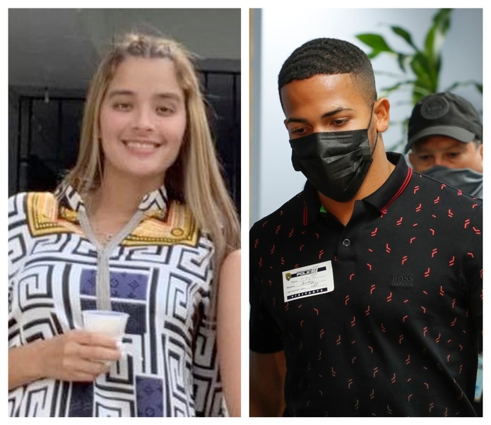 """La Policía confirmó la relación sentimental entre Keishla Marlen Rodríguez Ortiz y el boxeador Félix """"El Diamante"""" Verdejo Sánchez ante la desaparición de la joven."""