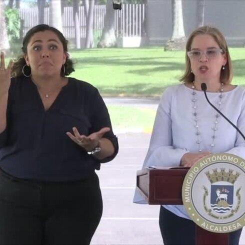 Cierra el municipio de San Juan por el coronavirus