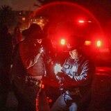Intervención en La Perla: tres arrestos, drogas, armas y multas a negocios