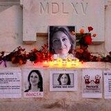 Periodista denunció amenazas diez días antes de ser asesinada