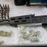 Le ocupan rifle, balas y marihuana a dos hombres en Yabucoa