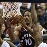 Wizards derrotan a los Raptors y se colocan 2-1