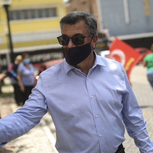 """Carlos Delgado Altieri: """"Estoy viendo mucho coraje"""" en el pueblo boricua"""