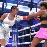 Lejana la posilibidad de una pelea entre Amanda Serrano y Katie Taylor