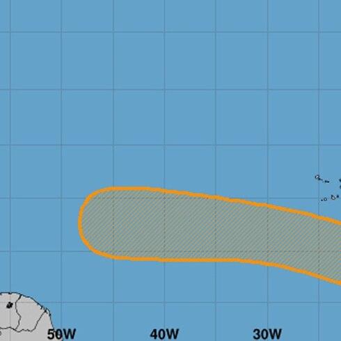 La hora del tiempo: lo que dicen los modelos sobre fuerte onda tropical