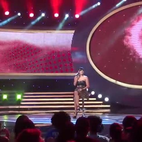 Idol Puerto Rico -Natalia Rivera