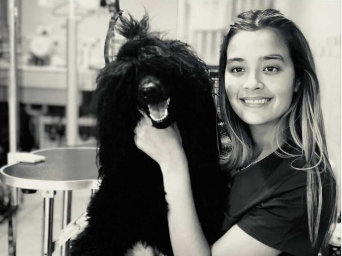 Keishla Rodríguez Ortiz trabajaba como groomer en San Juan.