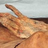 Momia egipcia no era de sacerdote sino de mujer embarazada