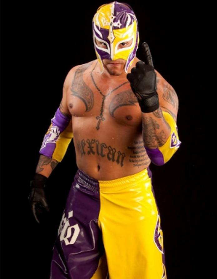 Rey Mysterio estuvo con la WWE desde verano de 2002. (Archivo / Cortesía / WWE)