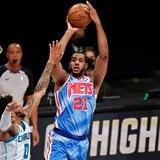 Buen debut de LaMarcus Aldridge con los Nets