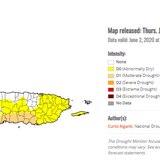 Aumenta la sequía en Puerto Rico