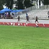 Jasmine Camacho Quinn mejora su récord