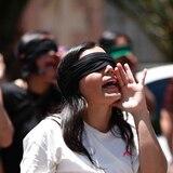 """Feministas boricuas gritan: """"El Estado opresor es un macho violador"""""""