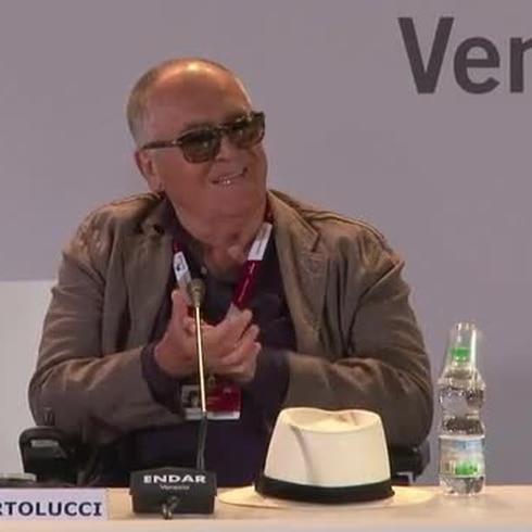 Muere el genio italiano del cine Bernardo Bertolucci