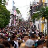 Miguel Romero busca alternativas virtuales para las Fiestas de la Calle San Sebastián